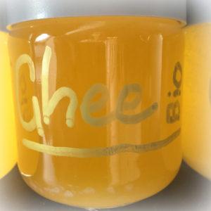 Le Ghee, beurre clarifié bio
